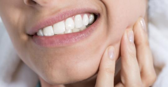 Τρίξιμο δοντιών